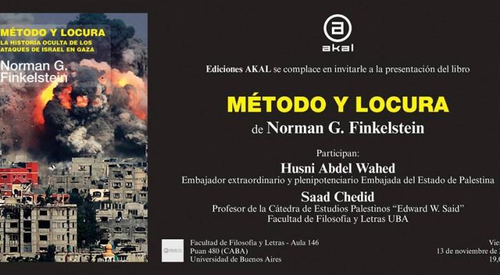 Conferencia de nuestro Embajador en la presentación del libro