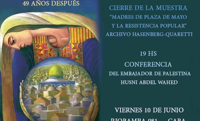 Conferencia: La guerra de 1967 49 años después