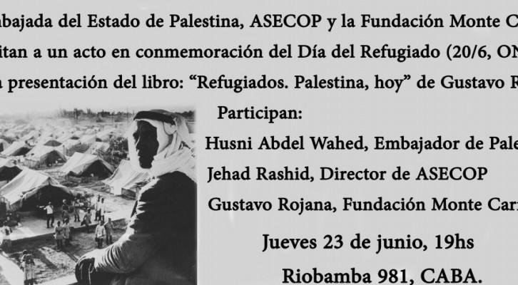 Conmemoración del Día del Refugiado