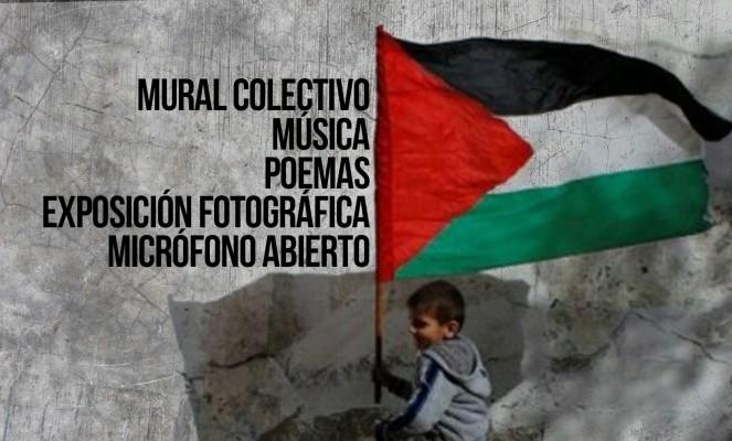 Presos Políticos Palestinos: 3/9 10hs Jornada Político Cultural
