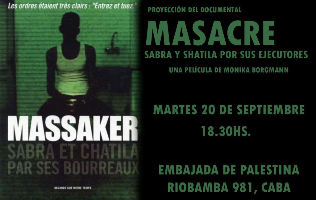 masacre film