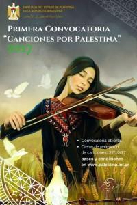 palestina canciones